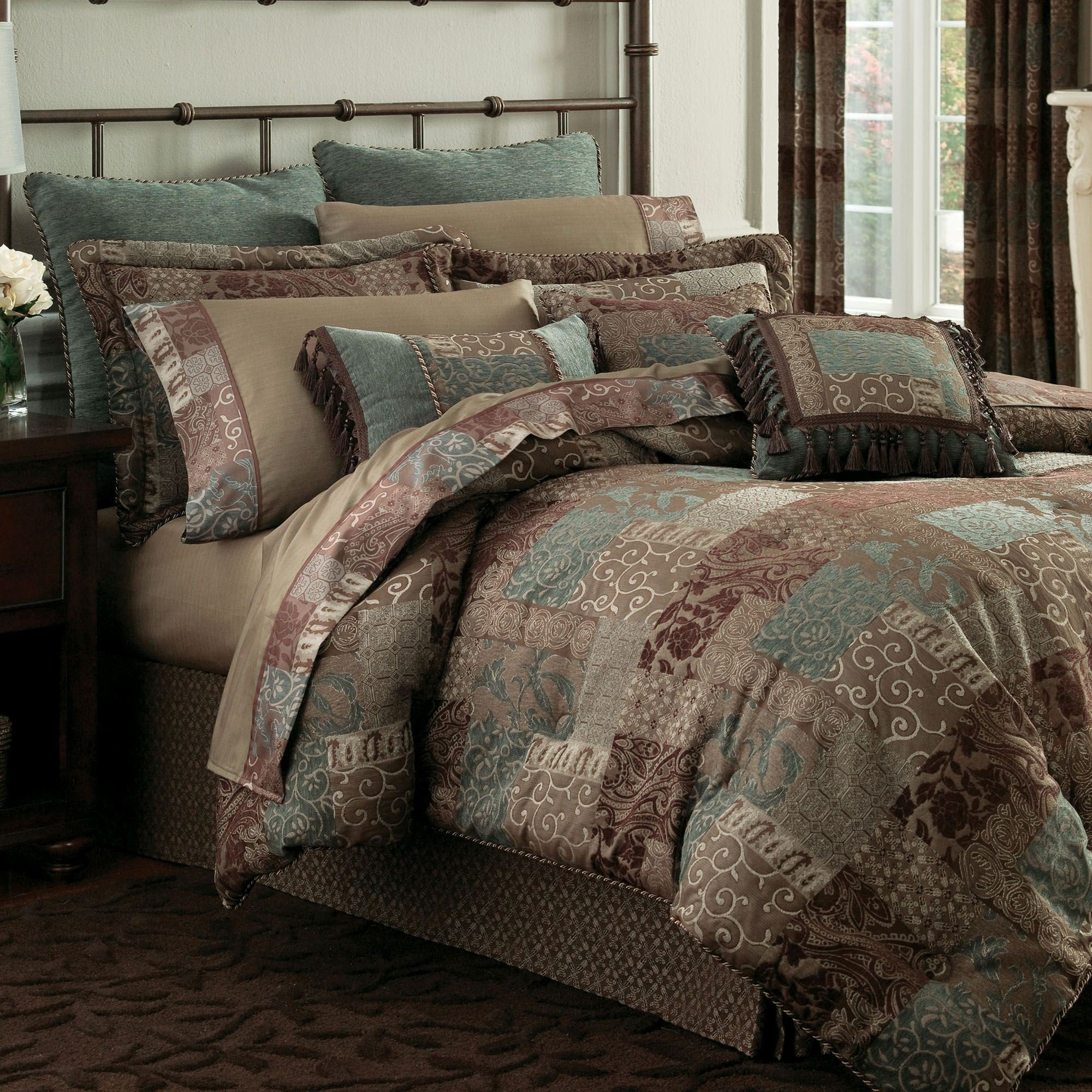 Best Galleria Ii Comforter Bedding By Croscill With Pictures