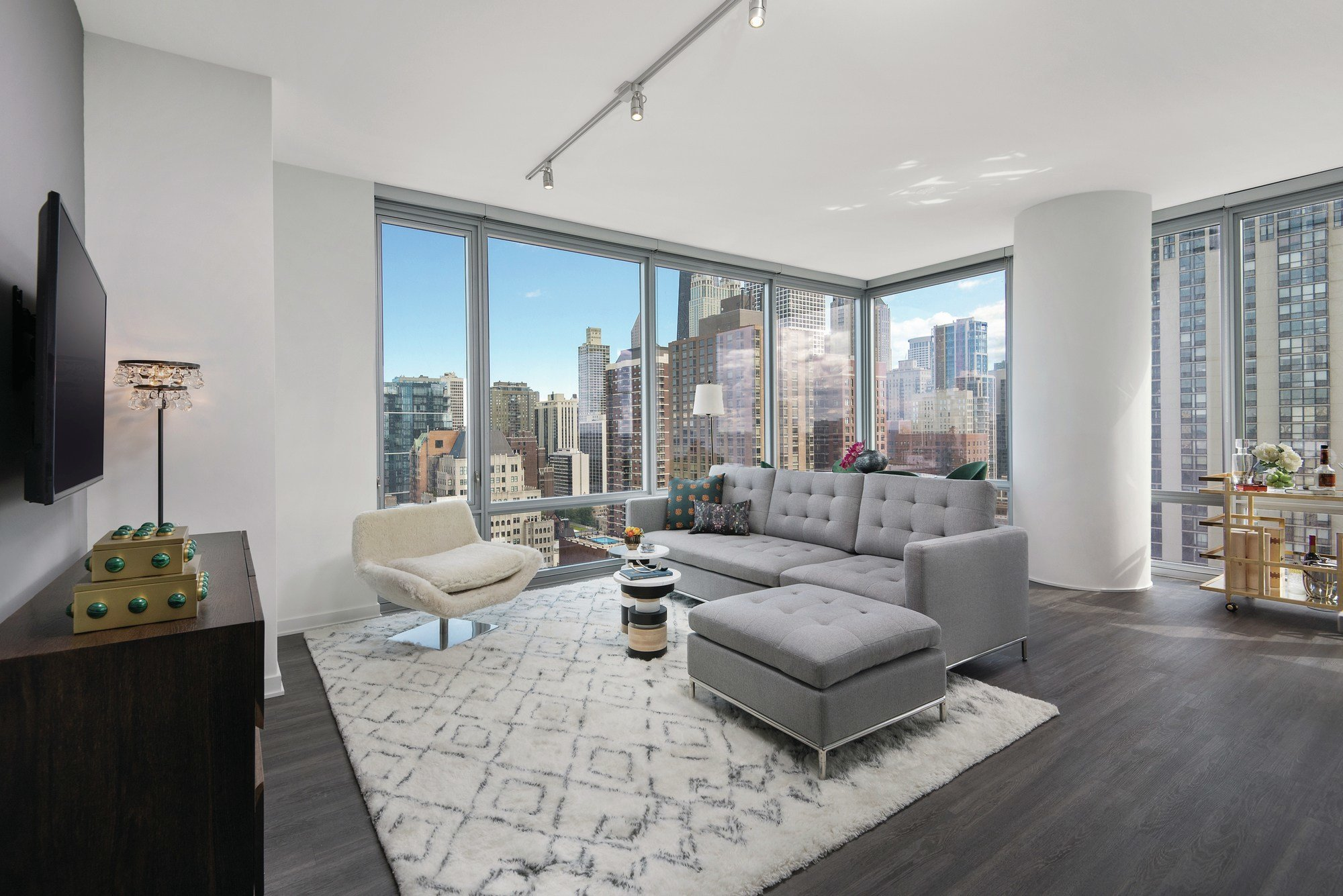 Best Luxury Sinclair Apartments Open In Chicago S Gold Coast With Pictures