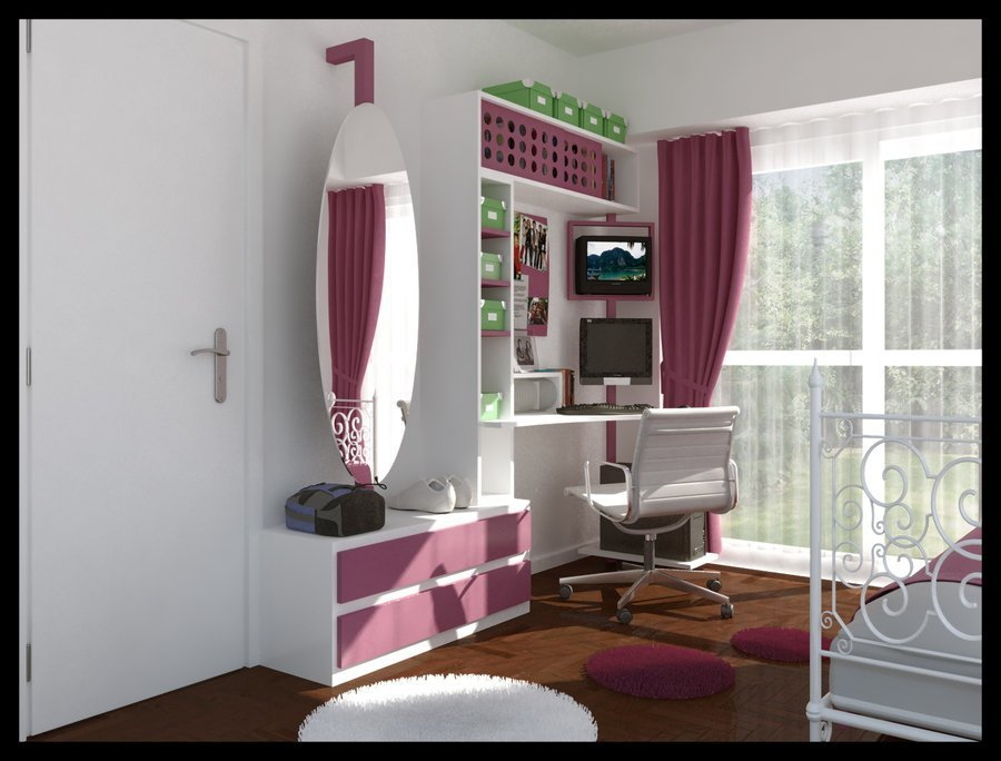 Best Teenage Room Designs With Pictures