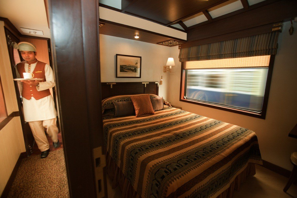 Best Maharajas Express A Luxury Train In India With Pictures