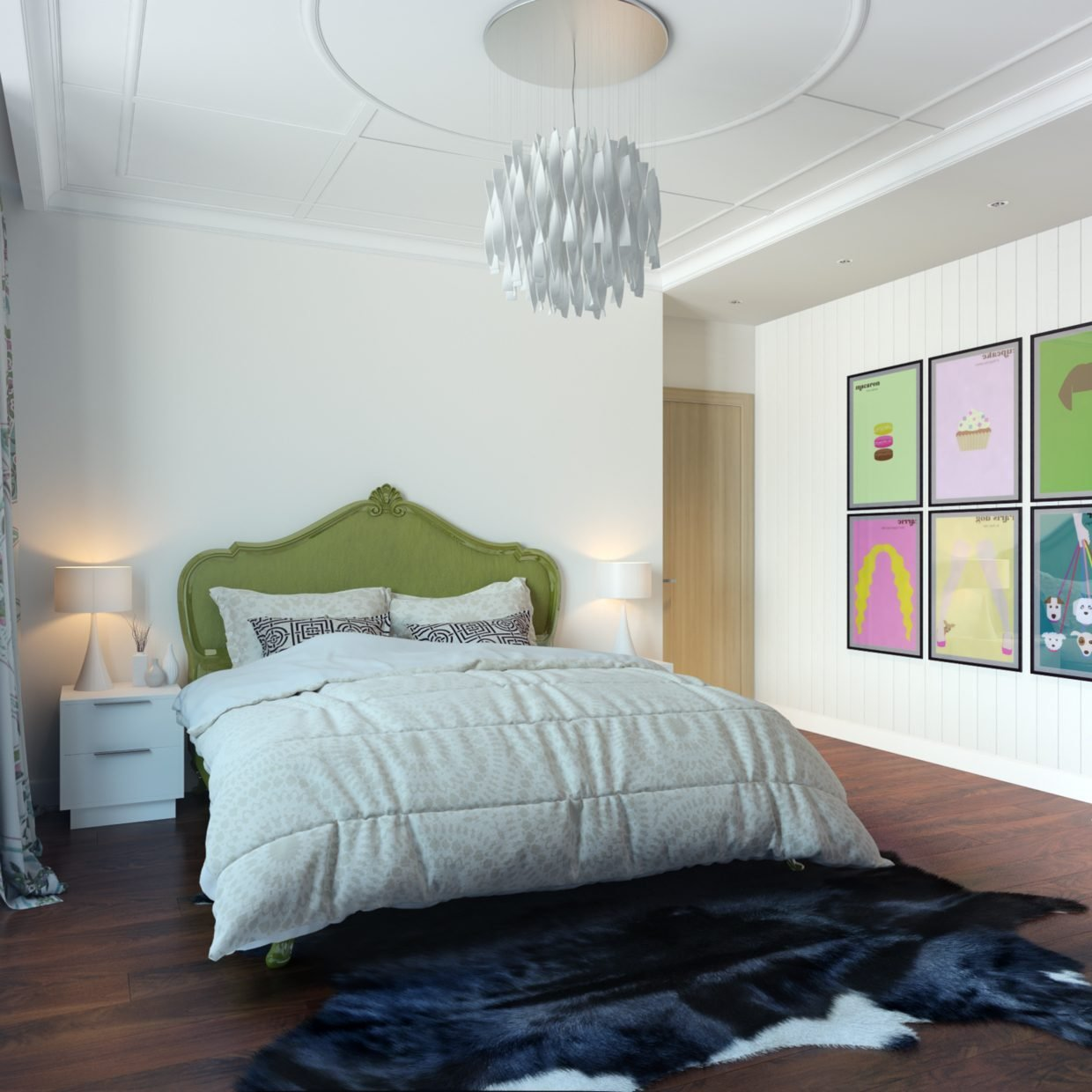 Best Modern Pop Art Style Apartment With Pictures
