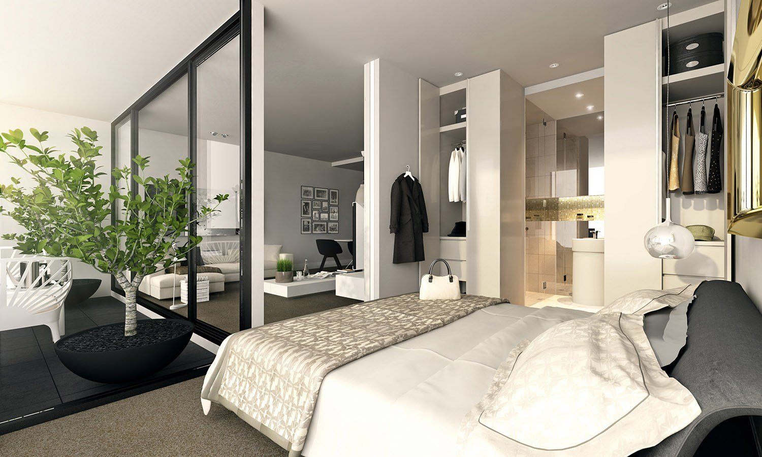 Best Studio Apartment Interiors Inspiration With Pictures