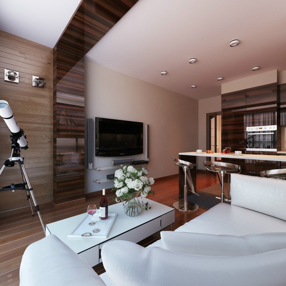 Best 3 Distinctly Themed Apartments Under 800 Square Feet With With Pictures