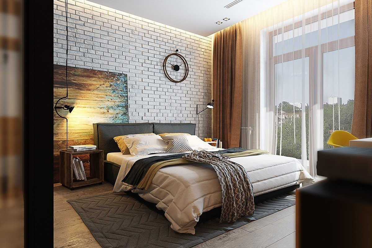 Best 7 Bedrooms With Brilliant Accent Walls With Pictures