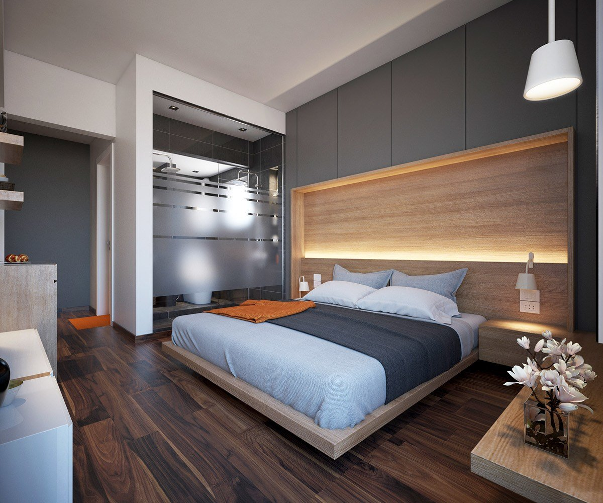 Best 4 Luxury Bedrooms With Unique Wall Details With Pictures