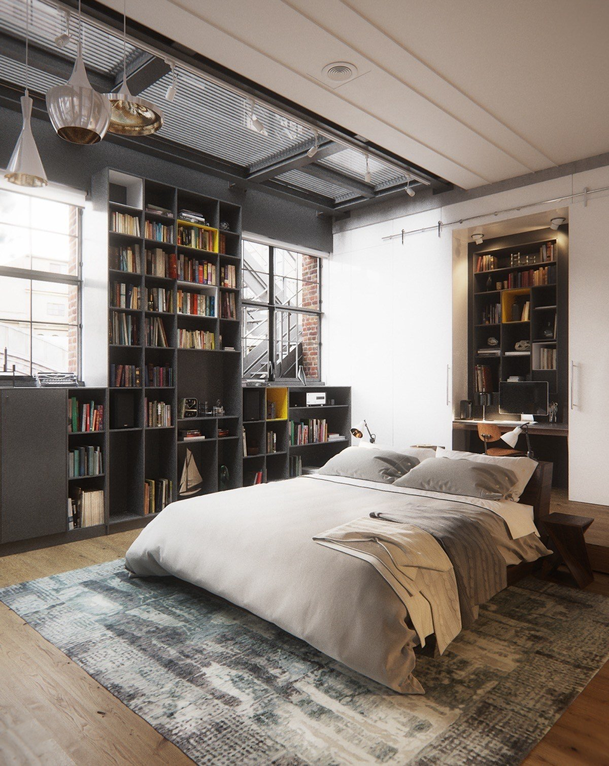 Best 2 Chic And Cozy Cosmopolitan Lofts With Pictures