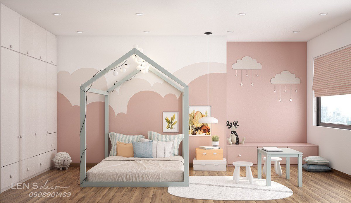 Best 40 Awesome Kids Rooms That Use The Pastel Color Palette With Pictures