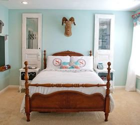 Best Teenage Girl S Artsy Bedroom Makeover Hometalk With Pictures