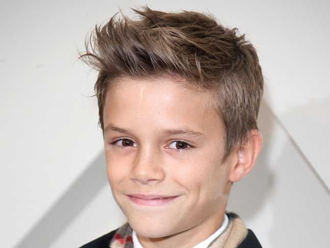 Free 8 On Trend Summer Styles Haircuts For Boys Wallpaper