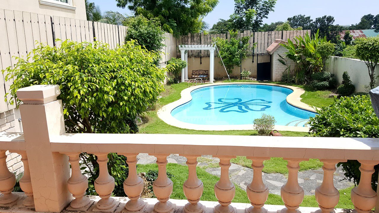 Best House With Swimming Pool For Rent In Maria Luisa Cebu Cebu Grand Realty With Pictures