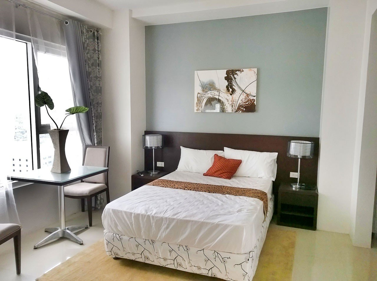 Best 1 Bedroom Condo For Rent In Cebu It Park Calyx Residences With Pictures