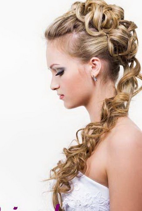 Free Beautiful Wedding Hairstyles For Long Hair Wallpaper