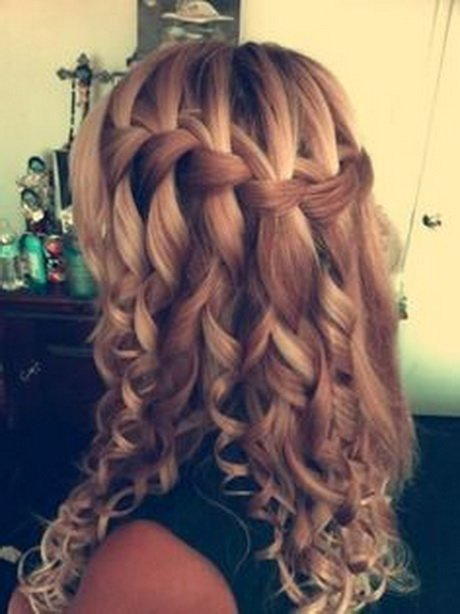 Free Dance Hairstyles For Long Hair Wallpaper