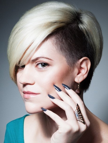 Free New Hairstyle 2015 For Women Wallpaper