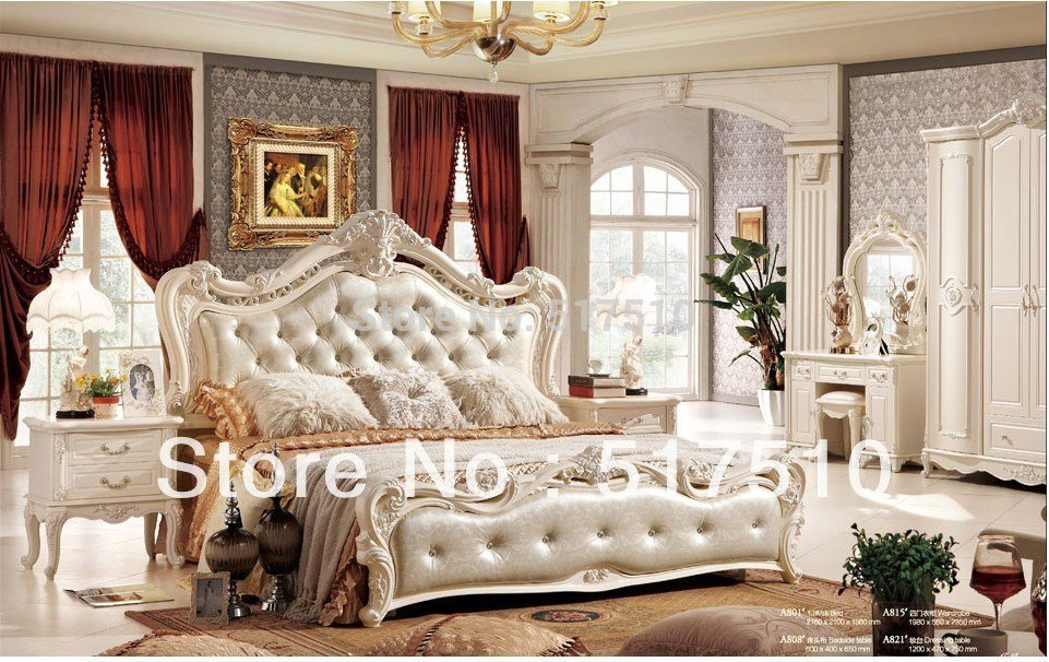 Best Bed French Style Bed White Princess Bed In Antique Beds With Pictures