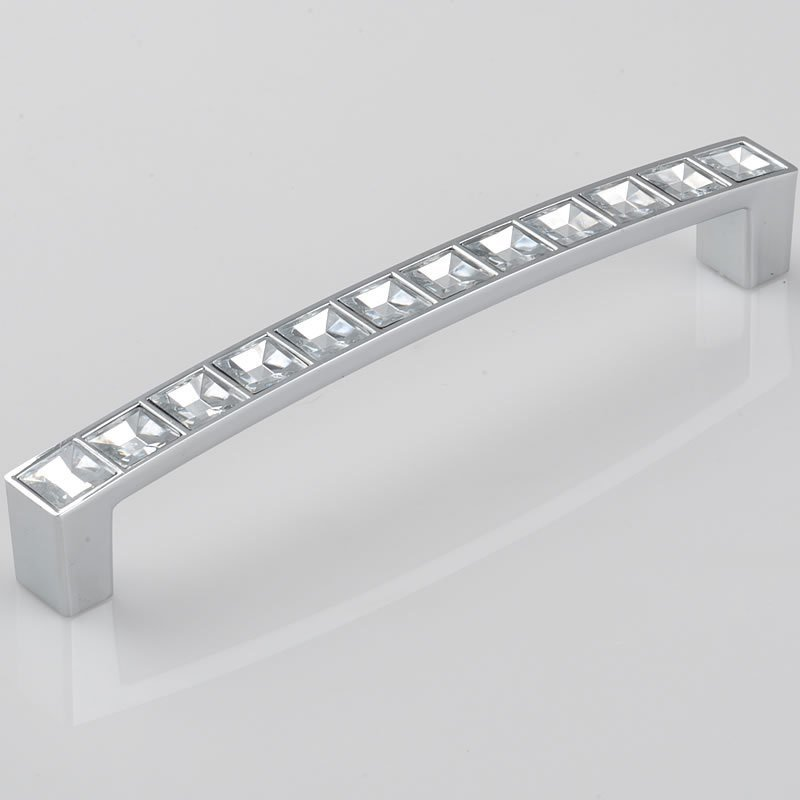 Best 128Mm Crystal Cabinet Handles Kitchen Cupboard Pulls With Pictures