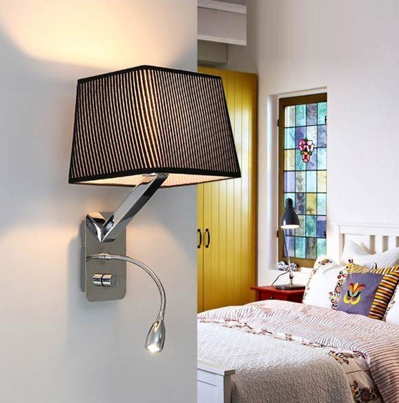 Best Aliexpress Com Buy Creative Fabric Wall Sconces Band With Pictures