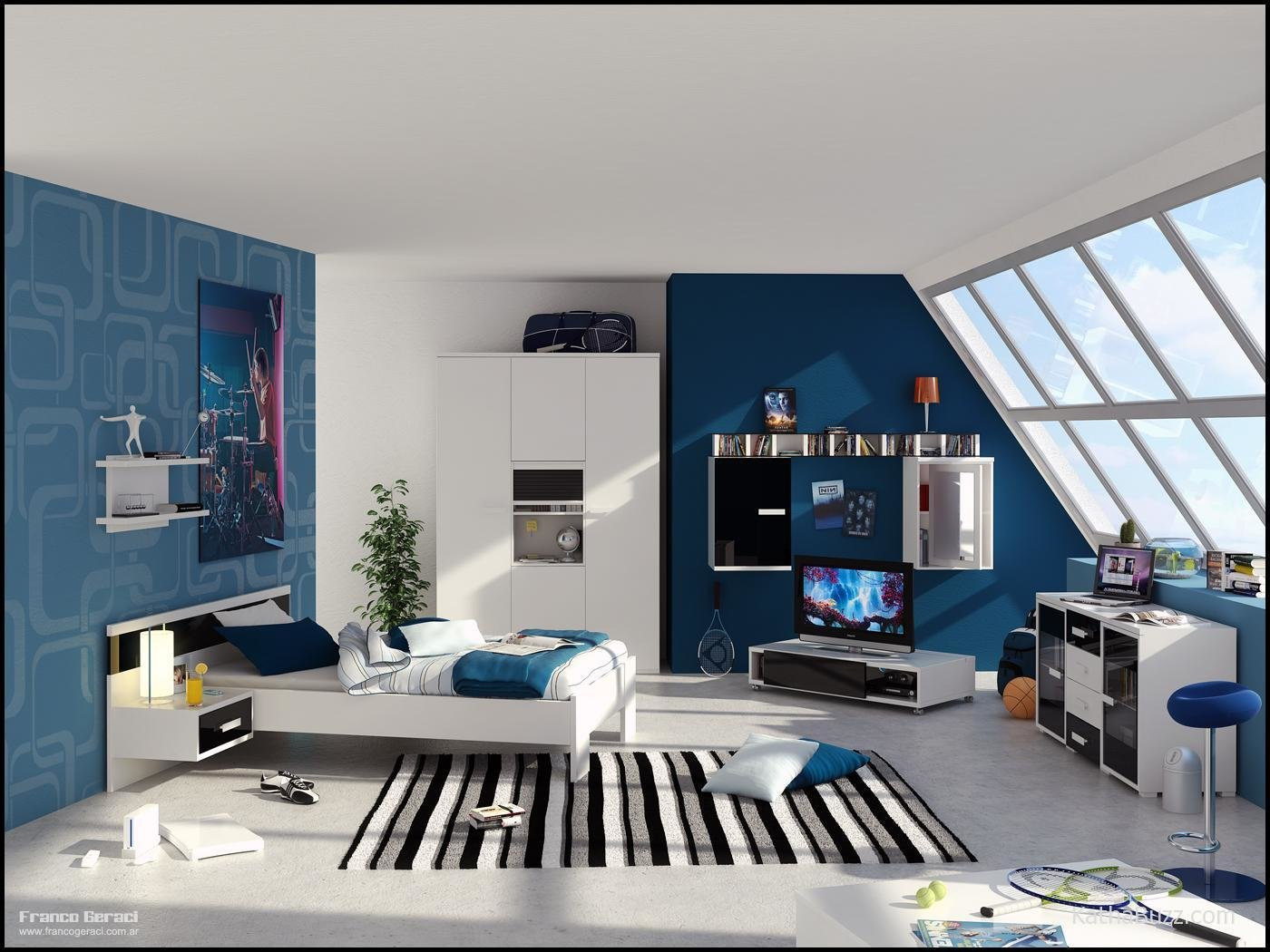 Best Modern Simple Home Designs Boys Bedroom Kathabuzz With Pictures