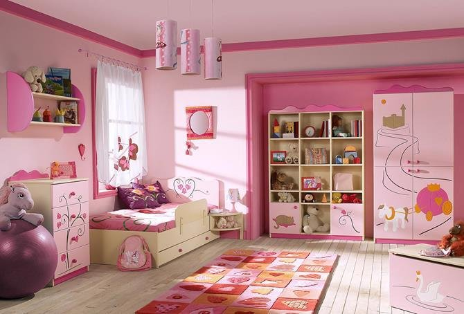 Best Bedroom Ideas For Girls – Kids Bedroom Ideas With Pictures