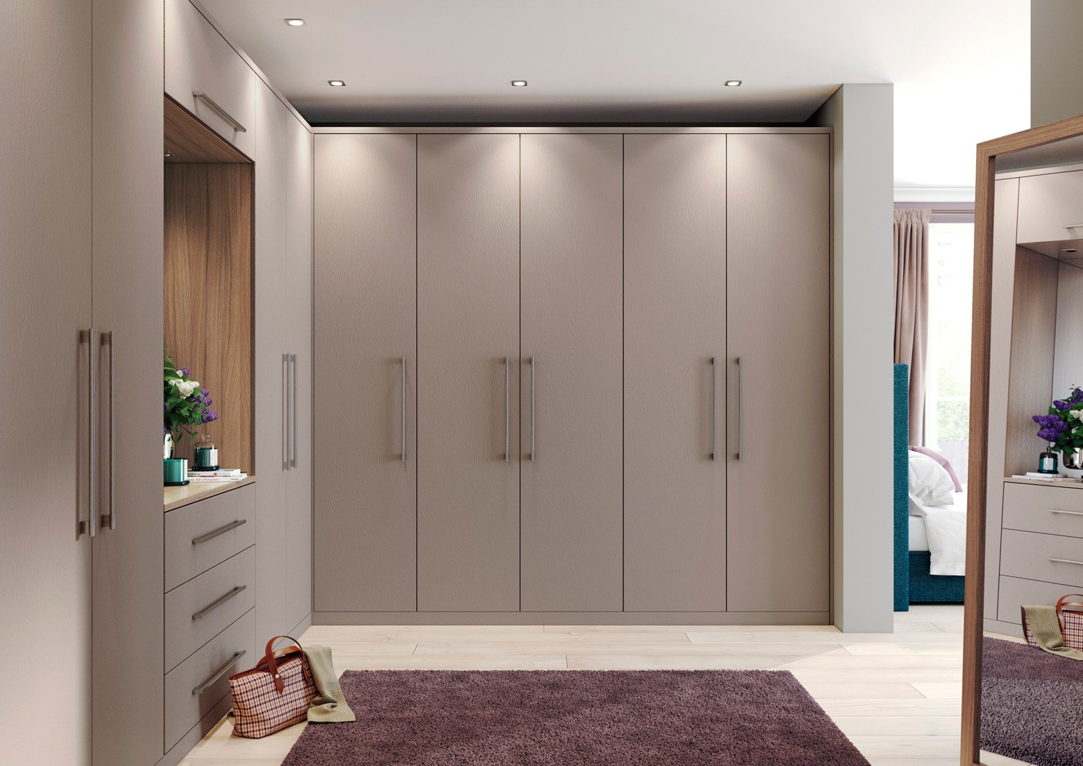 Best Painted Bedroom Furniture Bedroom Wardrobes Think With Pictures
