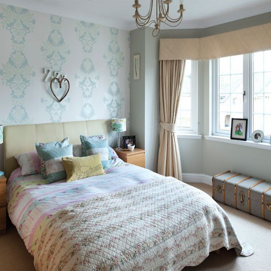 Best Pretty Country Style Bedroom Bedroom Ideal Home With Pictures