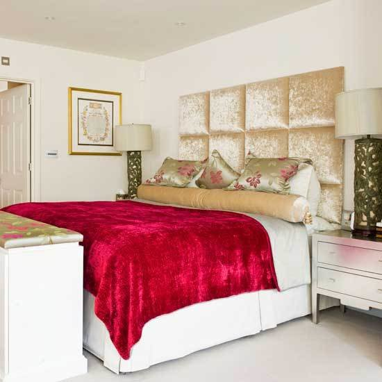 Best Ruby Red Bedroom Ideas Ideal Home With Pictures