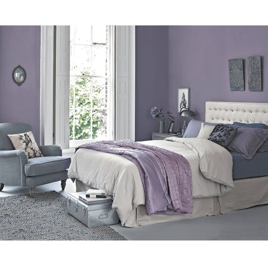 Best How To Work The Lilac And Grey Colour Scheme Into Your With Pictures