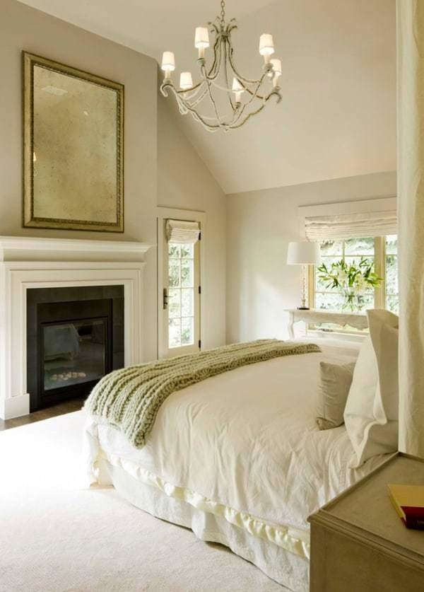 Best 55 Spectacular And Cozy Bedroom Fireplaces With Pictures
