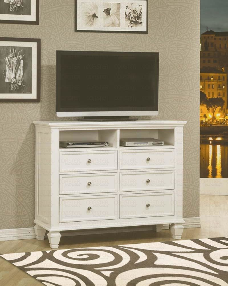 Best Mcb201Me306 Co White Sands Tv Dresser With Pictures