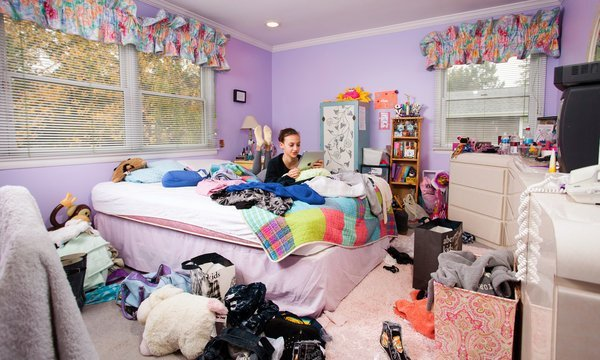 Best Teenage Bedroom As Battleground The New York Times With Pictures