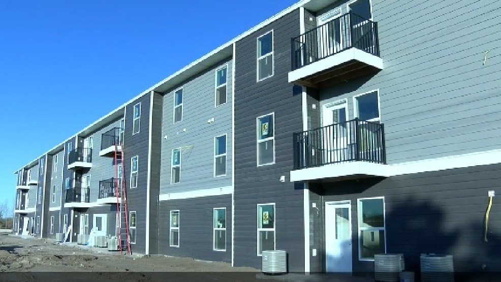 Best New Apartment Complex Chips Away At Grand Island S Housing With Pictures