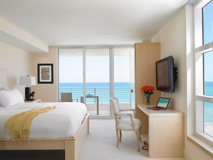 Best Miami Beach Grand Beach Hotel Miami Waterfront Suite 2 With Pictures