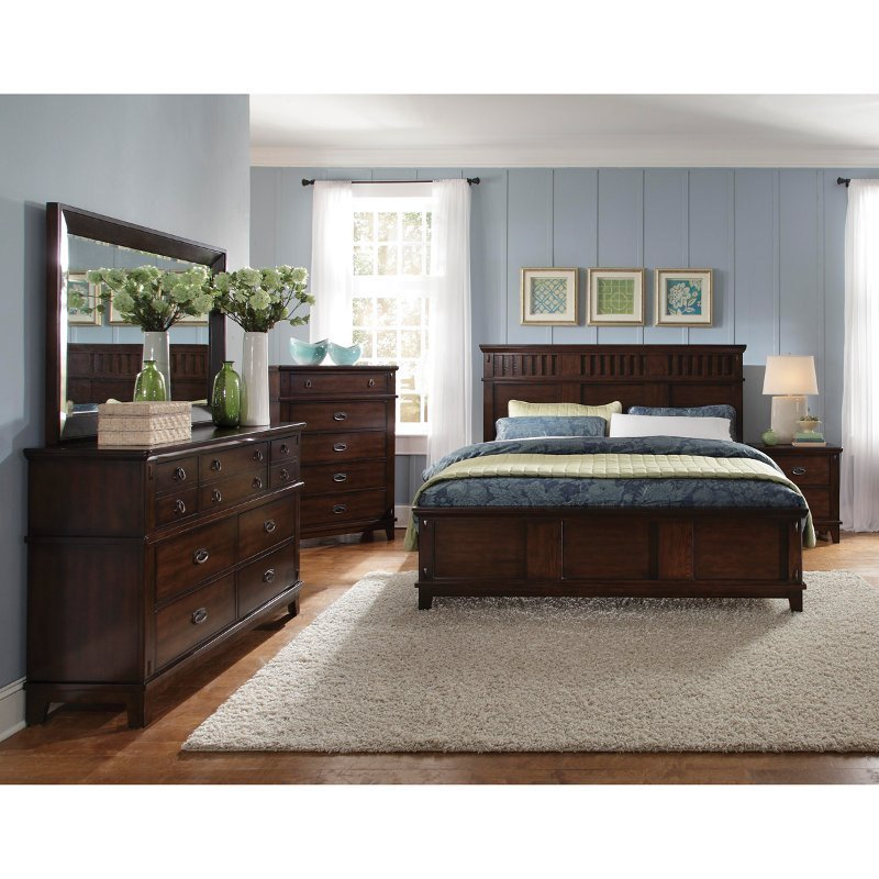 Best Sonoma 6 Piece Queen Bedroom Set With Pictures