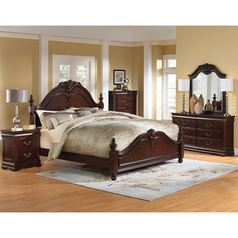 Best Westchester 6 Piece Cal King Bedroom Set With Pictures