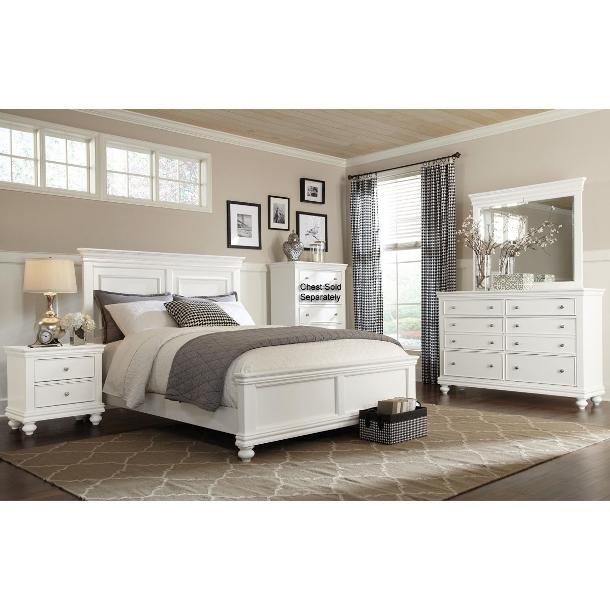 Best Essex 6 Piece Queen Bedroom Set With Pictures