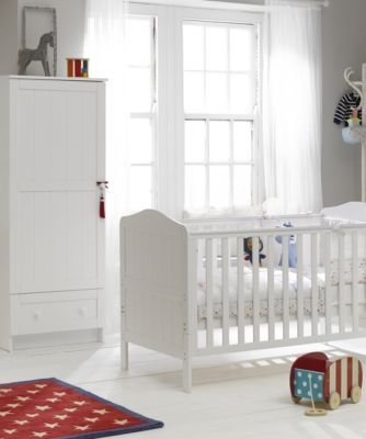 Best Mothercare Baby Nursery Darlington Wardrobe Furniture £250 00 Picclick Uk With Pictures