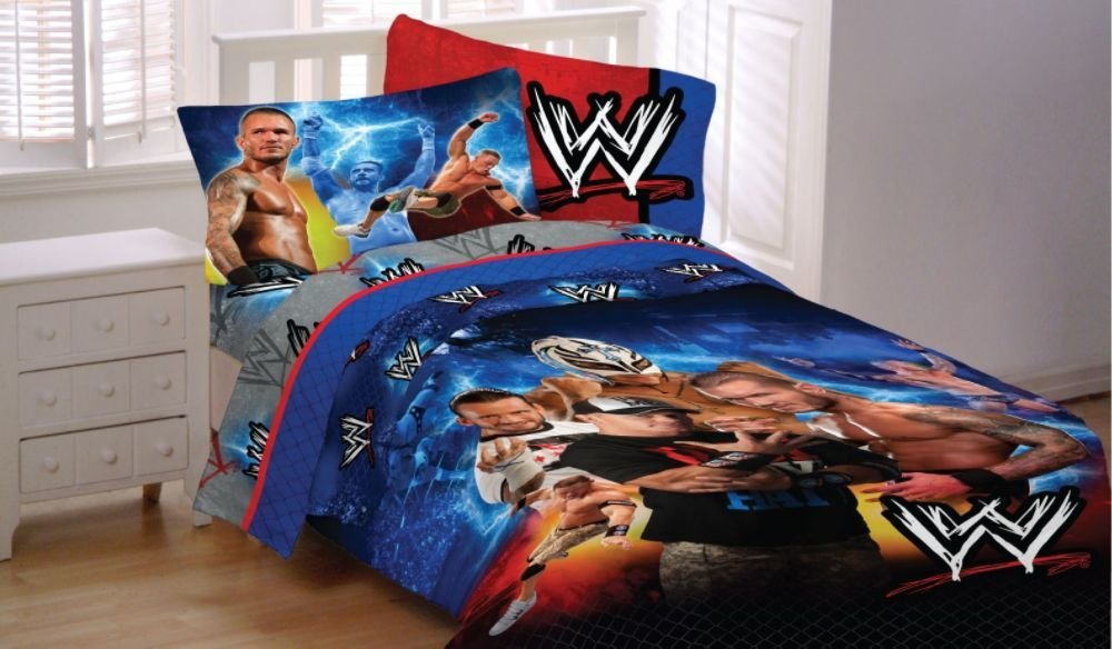 Best Wwe Bedding Totally Kids Totally Bedrooms Kids With Pictures