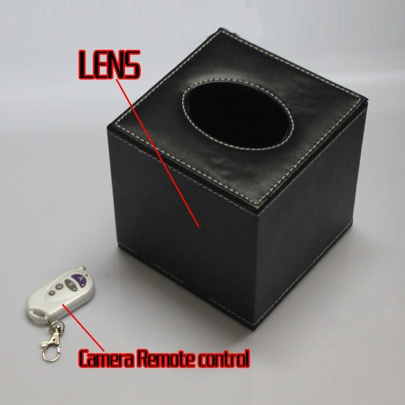 Best Hd Tissue Box Spy Camera For Bedroom Hidden Hd Pinhole Spy Camera 16Gb 720P With Pictures