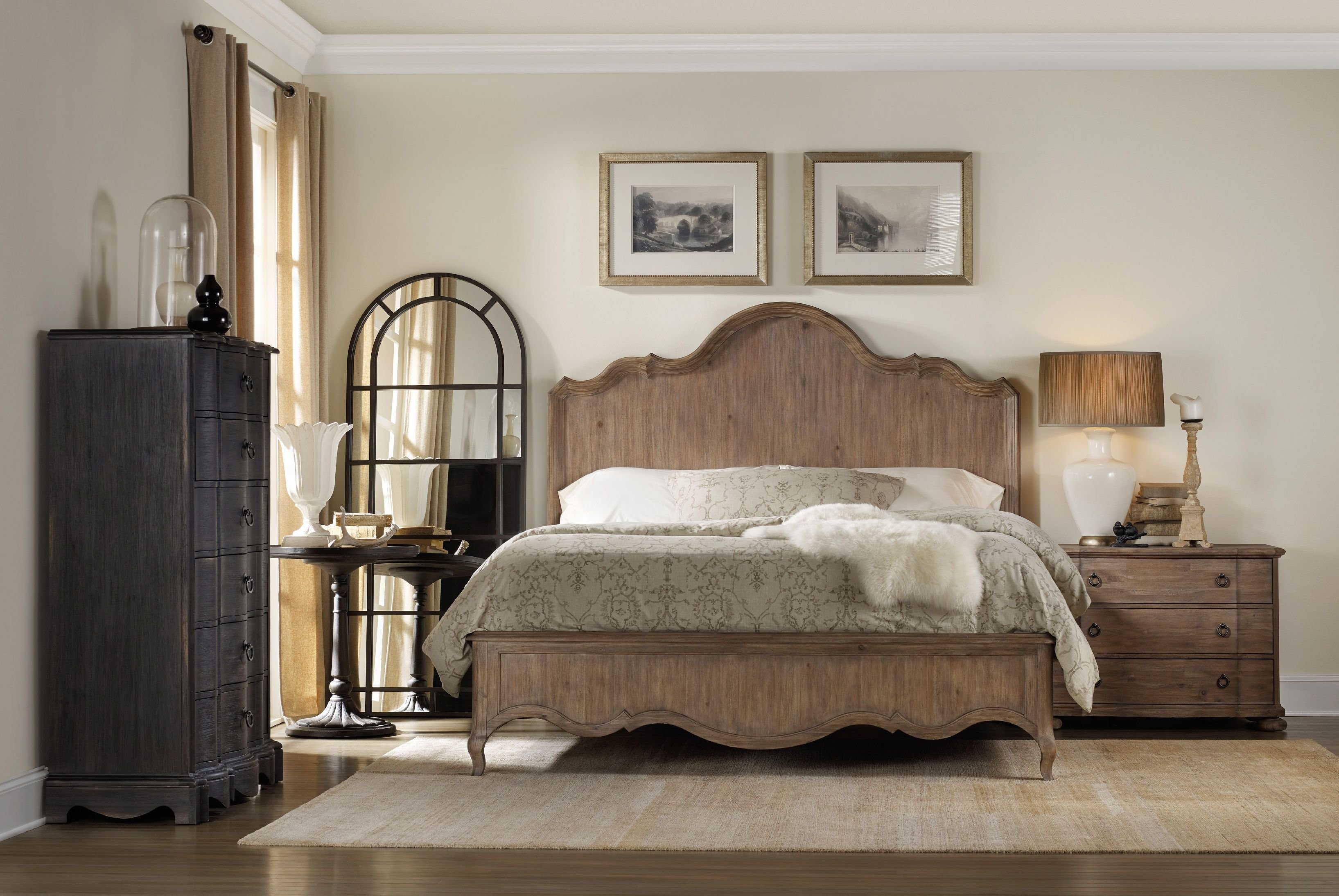 Best H**K*R Furniture Bedroom Corsica Bachelors Chest 5180 90017 With Pictures