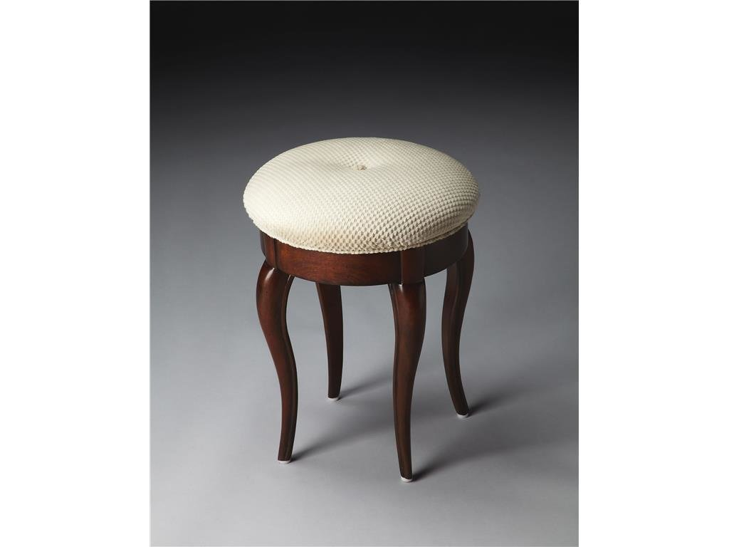 Best Butler Specialty Company Bedroom Vanity Stool 2135024 Aaron's Fine Furniture Altamonte With Pictures