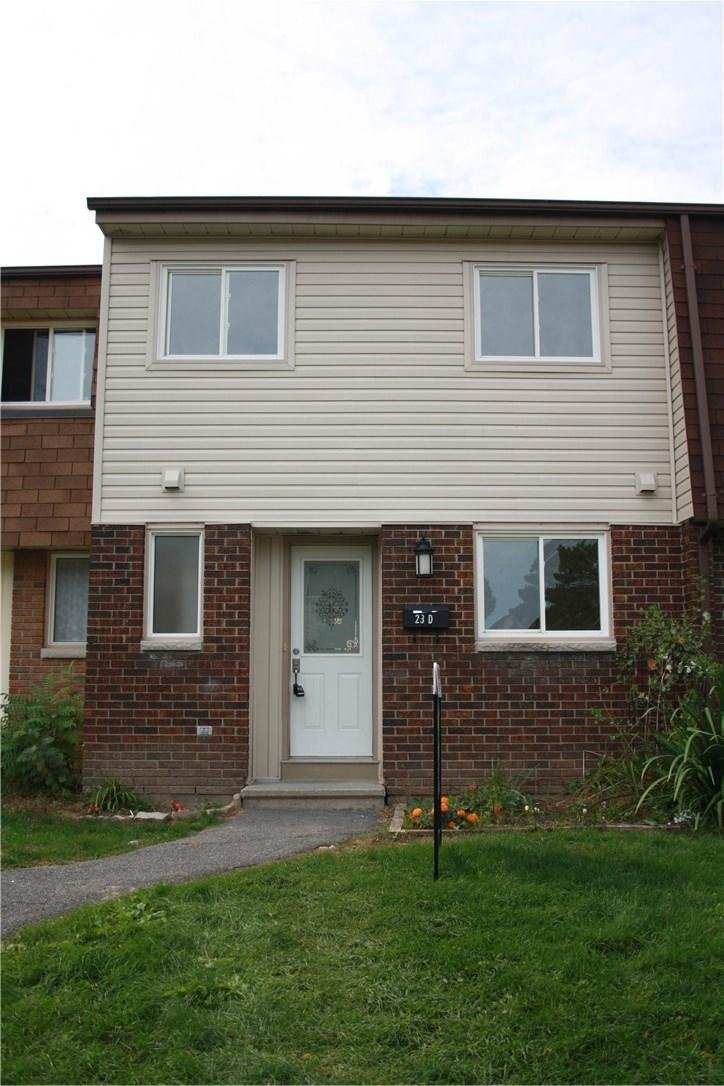 Best Ottawa West 3 Bedrooms Townhouse For Rent Ad Id Rio With Pictures