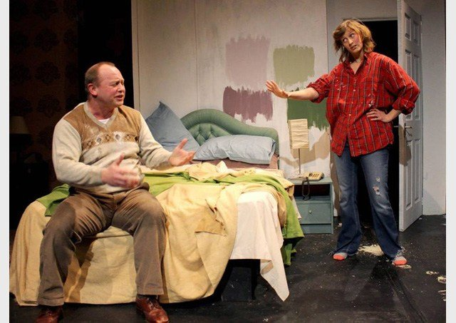 Best Tower Theatre Company Bedroom Farce With Pictures