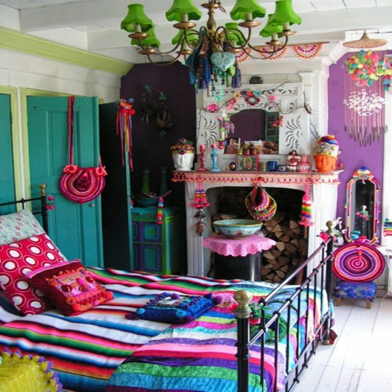 Best Top 20 Colorful Bedroom Design Ideas With Pictures