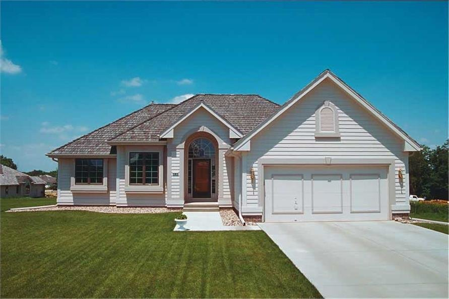 Best House Plan 120 1544 3 Bedroom 1422 Sq Ft Ranch Small With Pictures