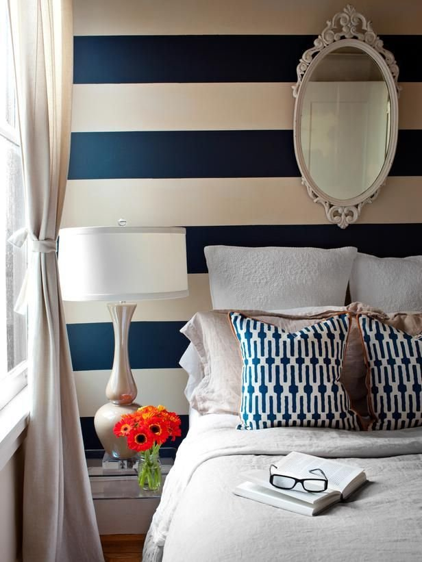 Best Horizontal Lines For The Bedroom With Pictures