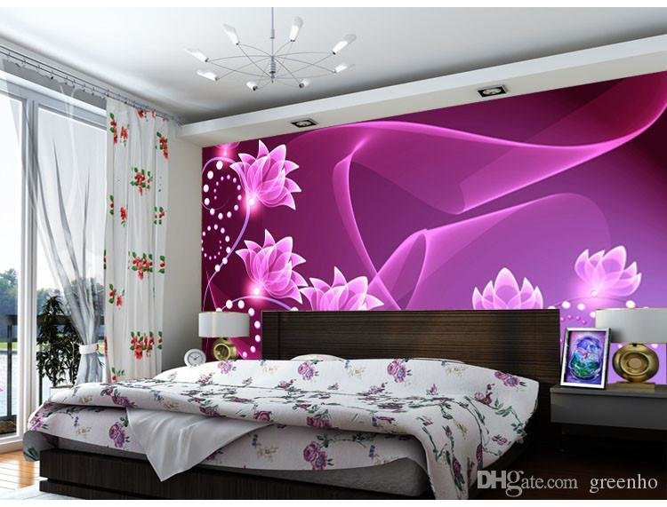 Best Download Purple Wallpaper For Bedroom Walls Gallery With Pictures