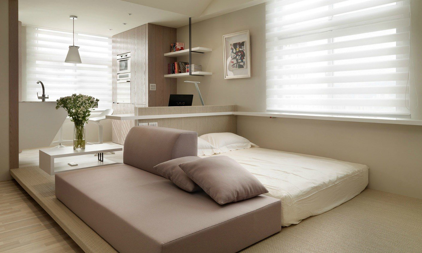 Best Small Apartment Ideas Which Is Suited For Compact House With Pictures
