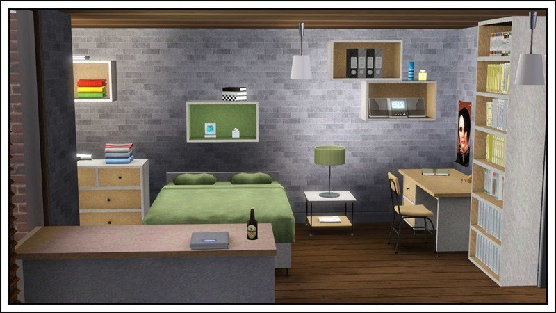 Best Around The Sims 3 Custom Content Downloads Objects Bedroom With Pictures