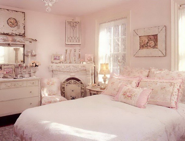Best Shabby Chic Bedroom Decor Inspirations Abpho With Pictures