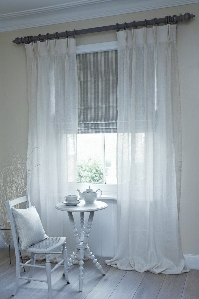 Best Stylish Curtains With Blind For Your Bedroom Decor Abpho With Pictures
